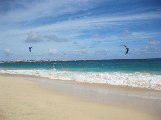 VOI Vila do Farol: la spiaggia di Sal