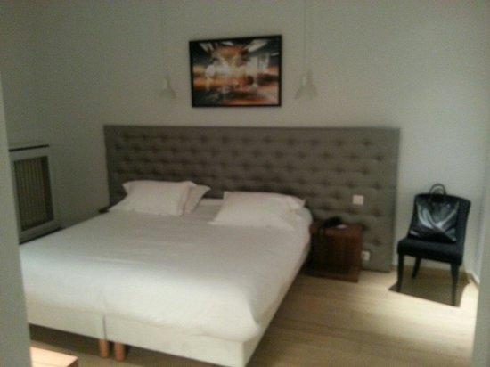Le Pré du Moulin : j ai passé 2 jours dans un hôtel magnifique..toutes les chambres sont rénovées avec un goût dign