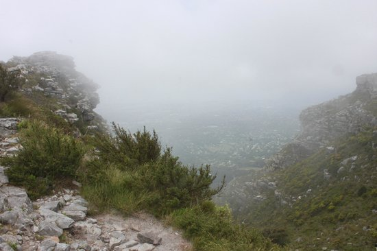 Ridgway Ramblers: View from the top