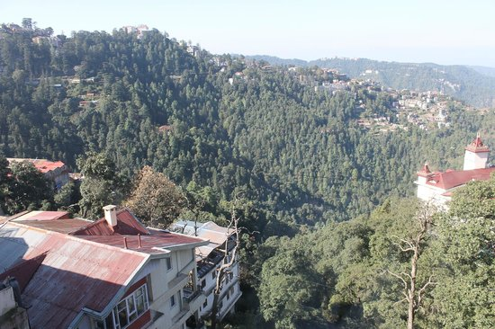 Kapil Hotel: Room with a view