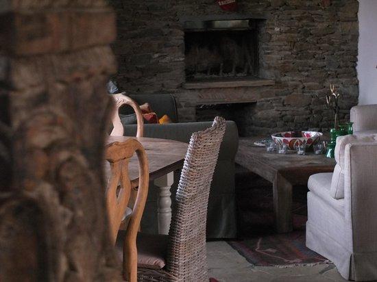 Gullu Konaklari: Restaurant