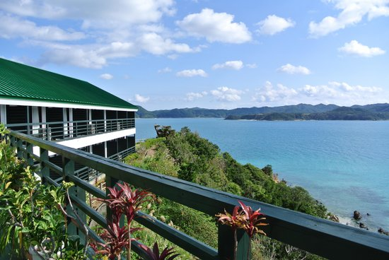 Petit Resort Native Sea Amami : 晴れた日にゃこんな景色が。。。