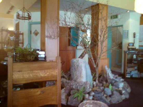 Hotel Restaurant Ragusa: Innenbereich.