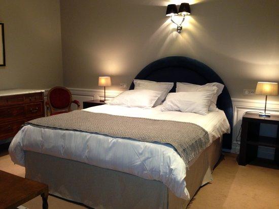 Hotel de Londres: Chambres & suites avec vue sur le château
