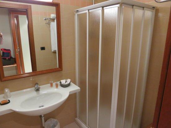 Centro di Spiritualita Padre Pio: Bath in standard double room