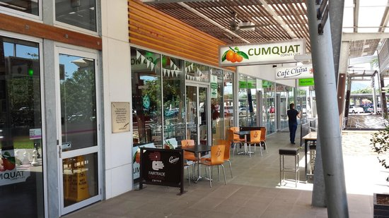 Cumquat Corner Cafe