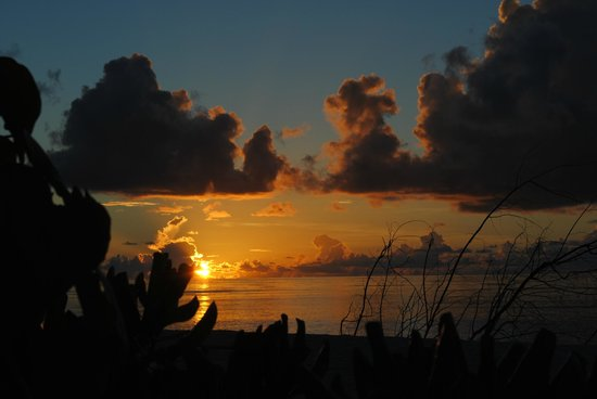 Denis Private Island Seychelles: Abends