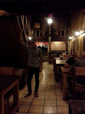 Cafe Aras: Nyamannya ini tempat