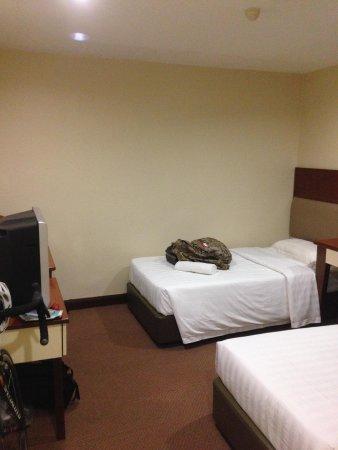 Fenix Inn: 2 single beds