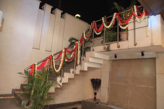 Indiyaah Inn: VIEW FROM ROOM