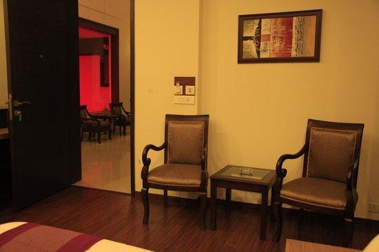 Indiyaah Inn: ROOM VIEW