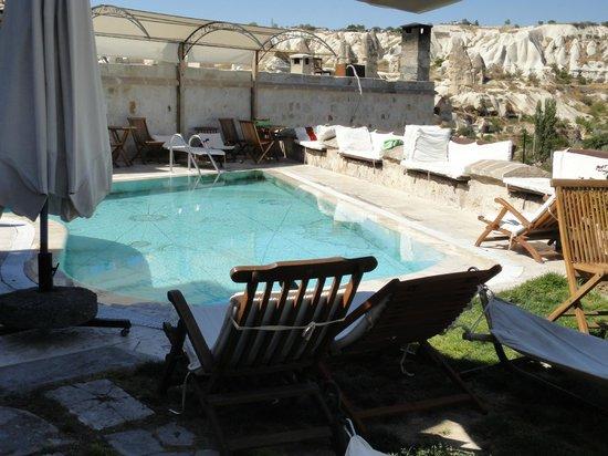 Kelebek Special Cave Hotel: Pool
