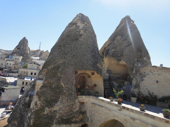Kelebek Special Cave Hotel: Fairy Chimney rooms