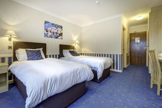 Best Western Shaftesbury The Royal Chase Hotel