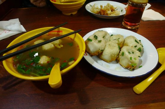 Yang' s Fry-Dumpling(Wujiang Store): 15 Yuans worth of food
