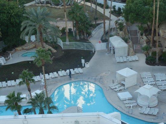 Tropicana Las Vegas - A DoubleTree by Hilton Hotel : view from window