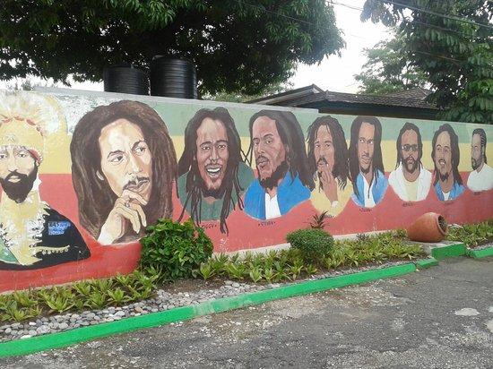 De Music Buzz-Day Tours : Bob Marley Museum