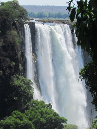 Shearwater Victoria Falls - Helicopter Flights: Vic Falls