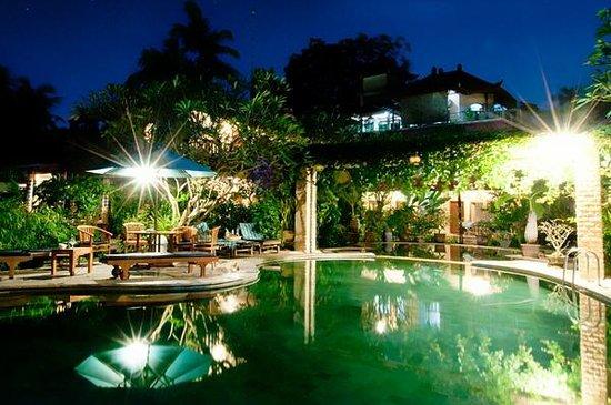 Kusnadi Hotel: Kusnadi Pool