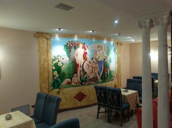 Olympia Terme Hotel : Sala bar