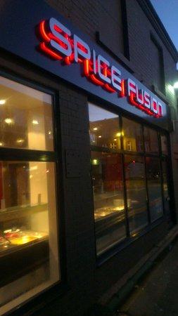 Spice Fusion: Spice fushion