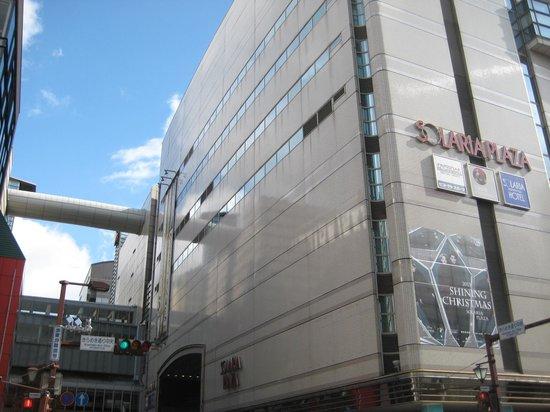 Solaria Nishitetsu Hotel: ソラリアプラザ外観
