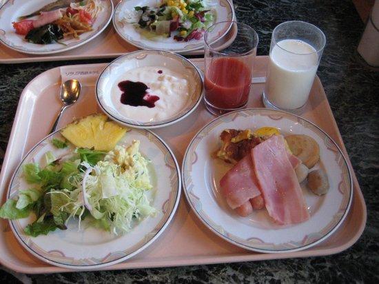 Solaria Nishitetsu Hotel: 朝食