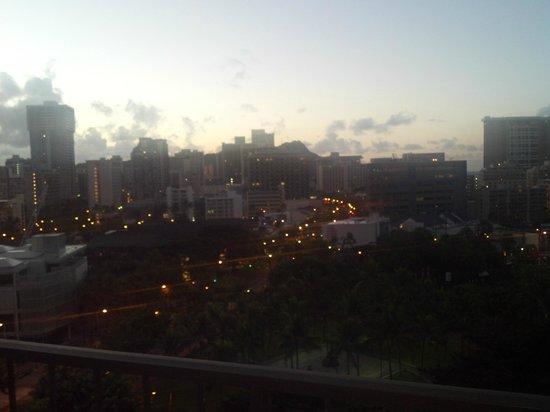 Luana Waikiki Hotel & Suites: from our lanai