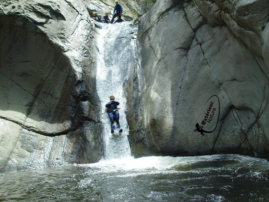 Canyoning sensation le llech photo de ext rieur nature for Exterieur nature marquixanes