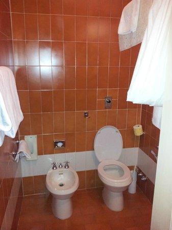 Villa delle Rose: bagno