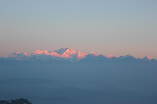 Tiger Hill: Red Kanchenjungha