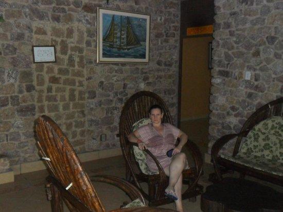 Santo Antonio do Leverger, MT: Entrada do quarto