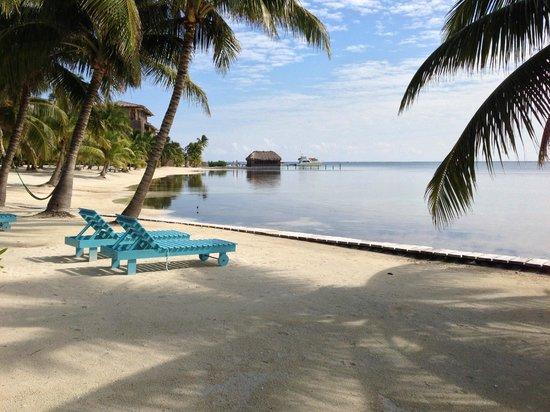 Captain Morgan's Retreat: Beach