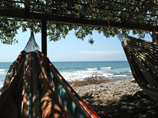 Hotel Tekuani Kal : hammock area