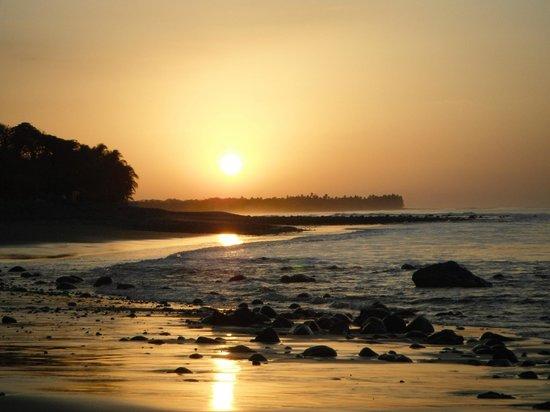 Hotel Tekuani Kal : beach