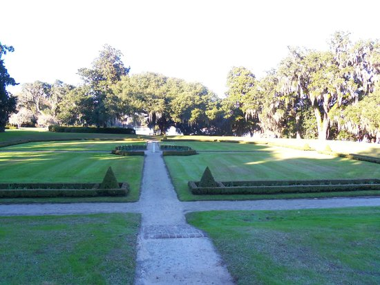 Inn at Middleton Place : Gardens