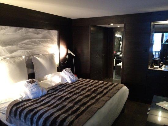 Avenue Lodge Hotel : Chambre