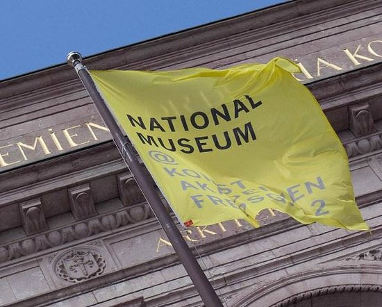 Nationalmuseum: provided by Nationamuseum in Stockholm