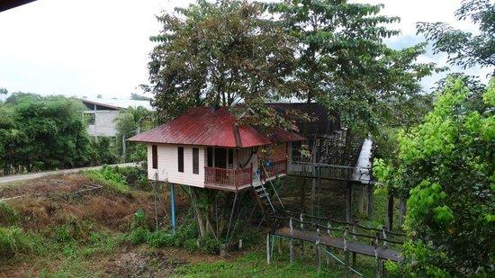 Khao Sok Smiley Bungalow: Tree House