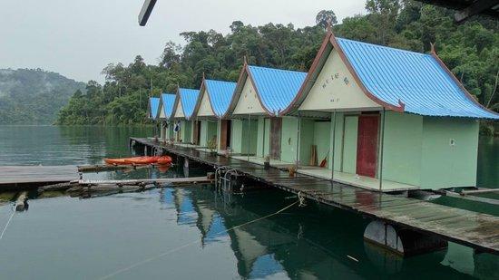 Khao Sok Smiley Bungalow: Smiley Lake House