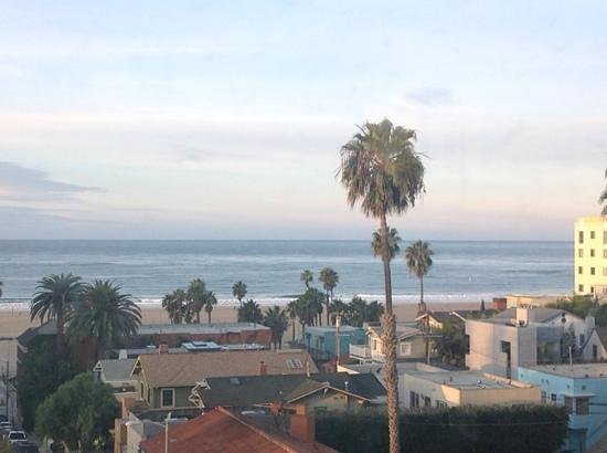 Viceroy Santa Monica : view from my ocean view room