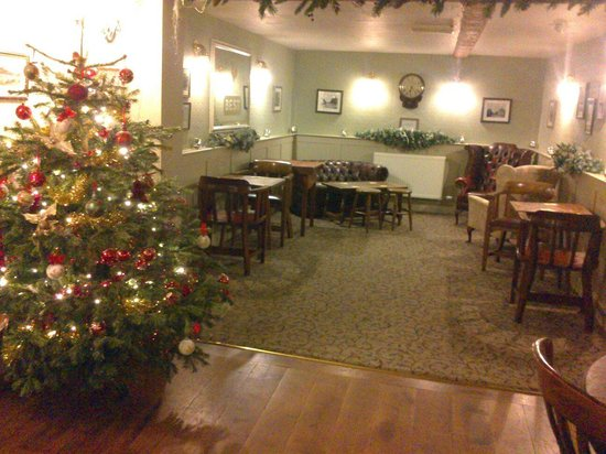 The Red Lion: Cosy!