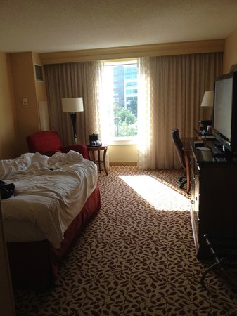 Bridgewater Marriott: Room
