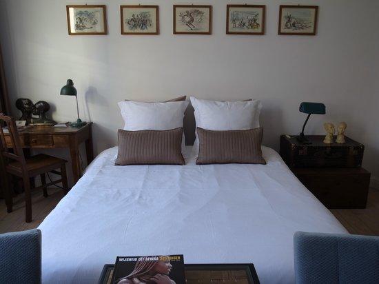 De Witte Nijl : the room 'Stanley' on the 2nd floor