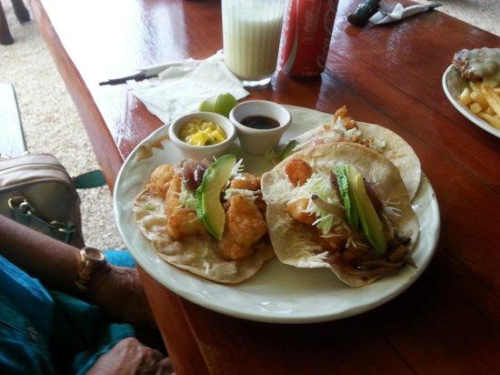 Mateo's Mexican Grill : Fish Taco