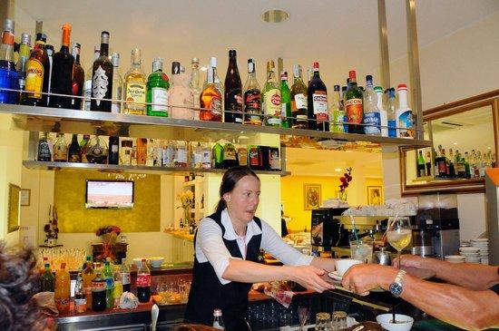 Hotel Franca : Al bar