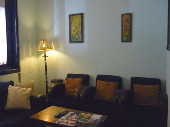Residencia LIS B&B and Parking: The lounge