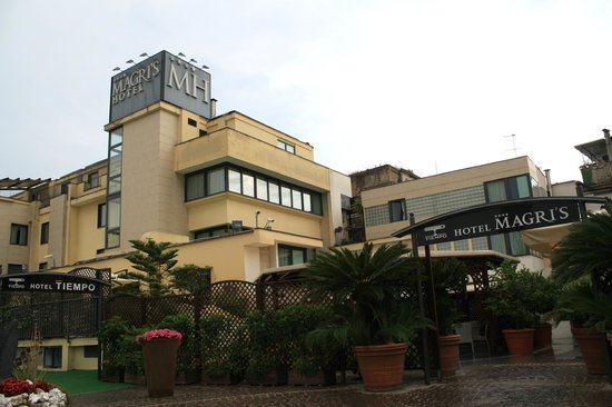 Hotel Magri's: вид на отель