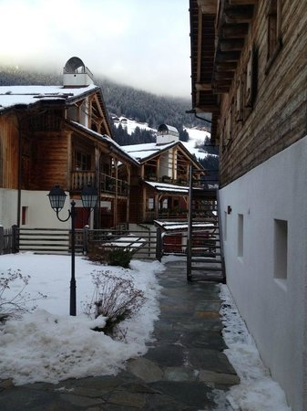 Post Alpina - Family Mountain Chalets: Chalet