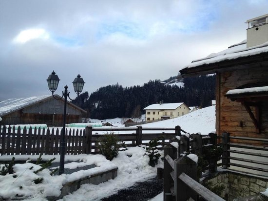 Post Alpina - Family Mountain Chalets: San Candido / panorama